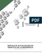 Módulo III - Matemáticas Financiera - Paad Agosto 2015