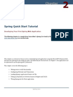 Spring Quick Start Tutorial
