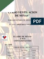 Curso Ventilacion de Minas Fct