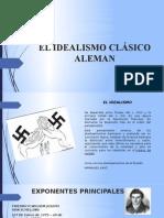 El Idealismo Clásico Aleman