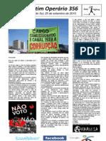 Boletim Operário 356