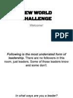 copy of challenges