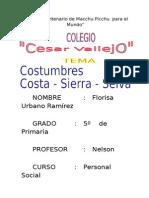 Tradiciones y Costumbres de la Costam sierra y serlva Peruana.docx