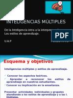 Inteligencias Múltiples y Los Estilos de Aprendizaje