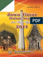 Jawa Timur Dalam Angka 2014