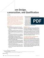 Cleanroom Design, Construction, and Qualification