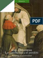 Delumeau Jean - La Confesion Y El Perdon