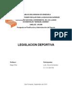 Fondo Nacional Para El Desarrollo Del Deporte, Actividad Física y Educación Física