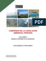 Compendio de Legislacion Ambiental Peruana