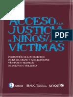 Acceso Justicia Niños