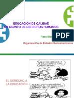3.Rosa Blanco Educacion de Calidad en La Primera Infancia[1]
