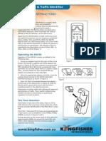 KI6150 Manual