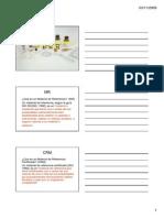 Materiales de Referencia Certificados
