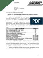 CAPITULO 6 Compatibilizacao Do Projeto Com a Execucao Da Obra