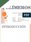 Polímeros disertación