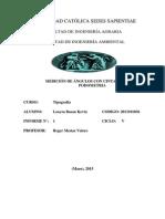 1 Informe Podometri y Medicion de Angulos