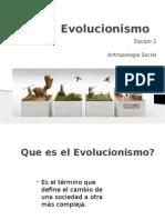Evolucionismoo