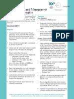 Acute Pharyngitis Guideline