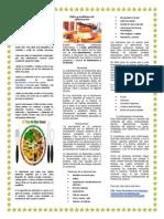 94832772 Triptico Sobre Nutricion