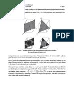 Modelos de La Bcc y La Fcc Para El Cálculo de Densidades Planares en Diferentes Planos