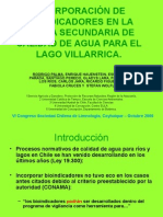 8.- Incorporacion_bioindicadores Lago Villarrica