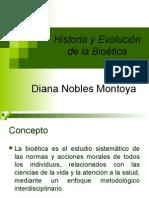 Historia Bioetica