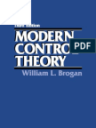 William L. Brogan-Modern Control Theory-Prentice Hall