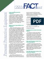 Ppe Fact Sheet US