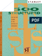 [Edward R. Rosset] 1500 Structured Tests, Level 1(BookFi.org)