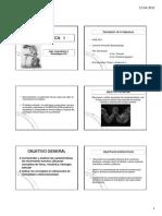 Generalidades Biomecanica  de la fisiologia articular