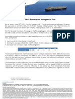 Fato Relevante Petrobras PNG 2015 2019 Ingles 0