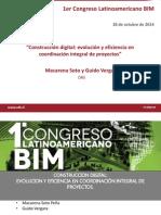 Construccion Digital Evolucion y Eficiencia en Coordinacion Integral de Proyectos Macarena Soto Guido Vergara DRS