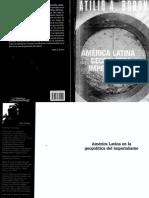 Atilio Boron - America Latina en La Geopolitica Del Imperialismo