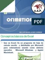 clase 01 -  OFIMATICA II