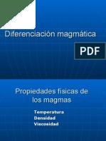 Dif Magmatica Mezcla de Magmas
