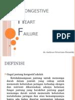 Laporan Kasus 3 - Congestive Heart Failure