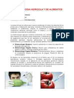 Biotecnologia Agricola y de Alimento Javier