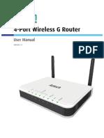 DSL605EW User Manual v1.1