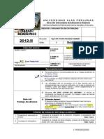 Ta-1-03101 Fundamentos de Contabilidad