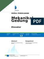 Sejarah Elevator By Ir. Dadang S Permana