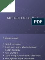 Metrologi Temperatur