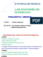 PROBLEMÁTICA  AMBIENTAL-gestion ambiental