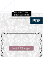 1940 decade project