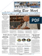 The Daily Tar Heel for Sept. 28, 2015