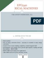 Electrical Machine