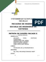 Patrón Facade e Iterator