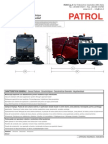 Ride on Floor Scrubbers & Sweepers at Melbourne