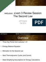 32b- Exam 3 Review Session