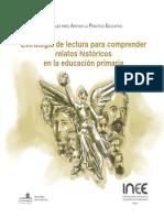 Estrategia de lectura para comprender relatos históricos en la educación primaria