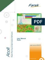 Atoll 3.2.0 User Manual Radio